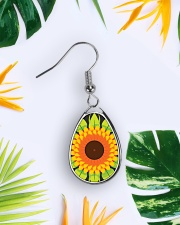 Flower Arts Design  Teardrop Earrings aos-earring-teardrop-front-lifestyle-9