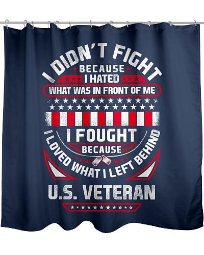 Veteran I Fought Because