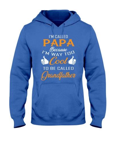 I Am Called Papa    Grandfather