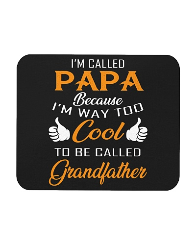 I Am Called Papa    Grandfather