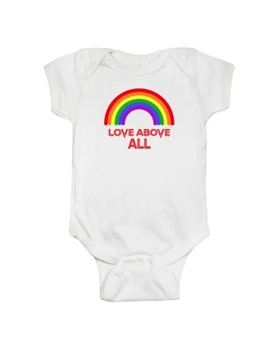 Love Above All Pride