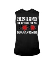 HUSBAND i'll be there for you 2020 Quarantined Sleeveless Tee thumbnail