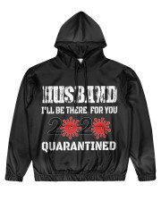 HUSBAND i'll be there for you 2020 Quarantined Men's All Over Print Hoodie thumbnail