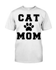 CAT MOM Classic T-Shirt thumbnail