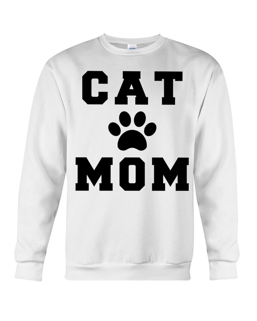 CAT MOM Crewneck Sweatshirt
