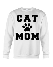 CAT MOM Crewneck Sweatshirt front