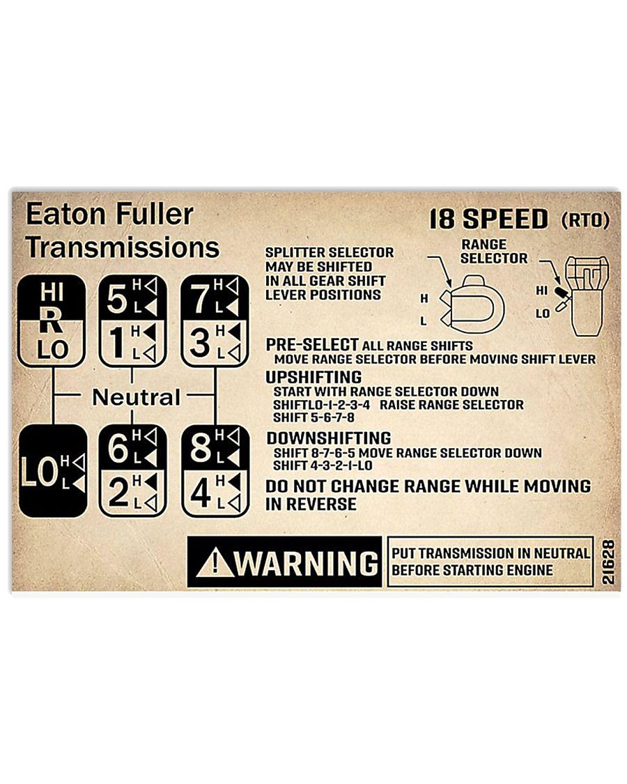Eaton fuller 17x11 Poster