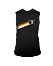 The More You Pride - Bear Sleeveless Tee front