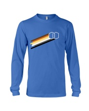 The More You Pride - Bear Long Sleeve Tee front