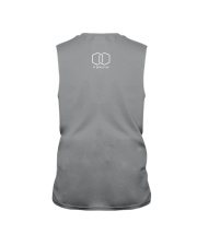 The More You Pride - Leather Sleeveless Tee back