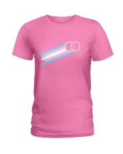 The More You Pride - Trans Ladies T-Shirt tile