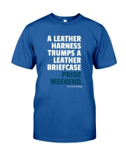 Throwback - 2014 - Leather Harness Classic T-Shirt front