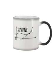 Math shirt Color Changing Mug thumbnail