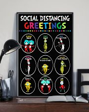 Social Distancing 16x24 Poster lifestyle-poster-2