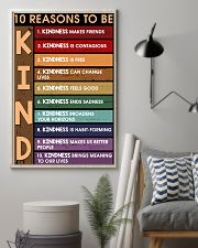 10 reasons to be kind 11x17 Poster lifestyle-poster-1