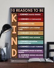 10 reasons to be kind 11x17 Poster lifestyle-poster-2