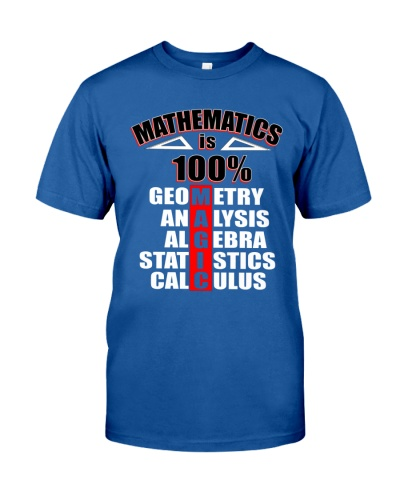 Mathematic is magic
