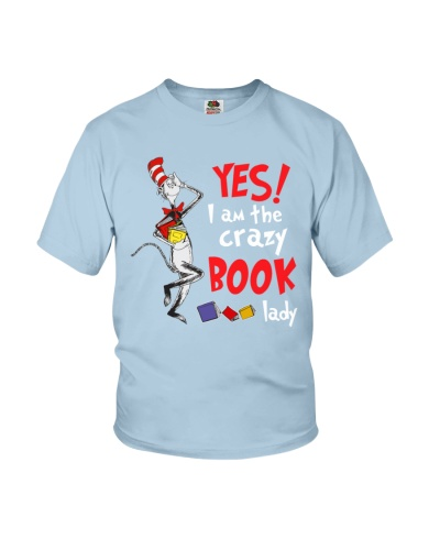 Yes I am the crazy book lady