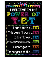 YET 11x17 Poster front