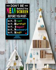 Think 11x17 Poster lifestyle-holiday-poster-2