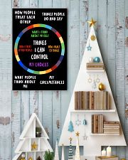 Things I can control 11x17 Poster lifestyle-holiday-poster-2