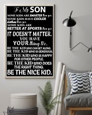 Poster for your kids 11x17 Poster lifestyle-poster-1