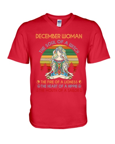 December woman
