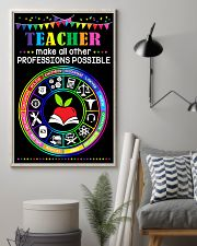 Teacher make all 11x17 Poster lifestyle-poster-1