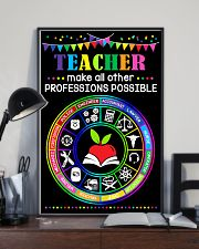 Teacher make all 11x17 Poster lifestyle-poster-2