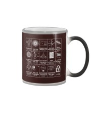 The greatest mathematician Color Changing Mug thumbnail