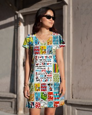 I will Teach All-over Dress aos-dress-front-lifestyle-1