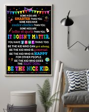 Be the nice kid 11x17 Poster lifestyle-poster-1