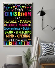 Great poster For Classroom 11x17 Poster lifestyle-poster-1