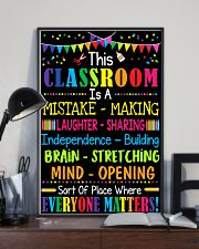 Great poster For Classroom 11x17 Poster lifestyle-poster-2