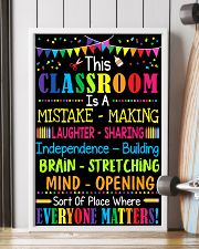 Great poster For Classroom 11x17 Poster lifestyle-poster-4