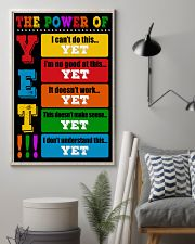 Power of Yet 16x24 Poster lifestyle-poster-1