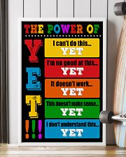 Power of Yet 16x24 Poster lifestyle-poster-4
