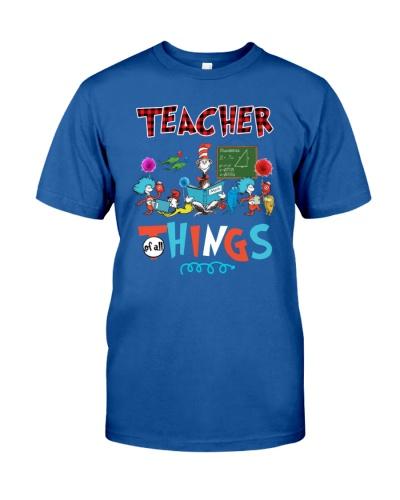 TEACHER of all things