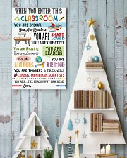 This classroom 11x17 Poster lifestyle-holiday-poster-2