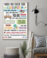 This classroom 11x17 Poster lifestyle-poster-1
