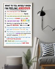 Tell Myself 11x17 Poster lifestyle-poster-1