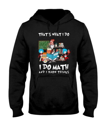 I do Math