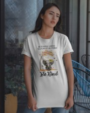 Be kind Classic T-Shirt apparel-classic-tshirt-lifestyle-08