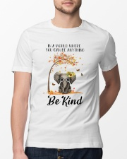 Be kind Classic T-Shirt lifestyle-mens-crewneck-front-13