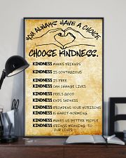 Choose Kindness 11x17 Poster lifestyle-poster-2