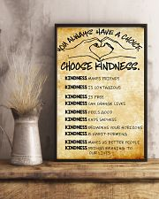 Choose Kindness 11x17 Poster lifestyle-poster-3