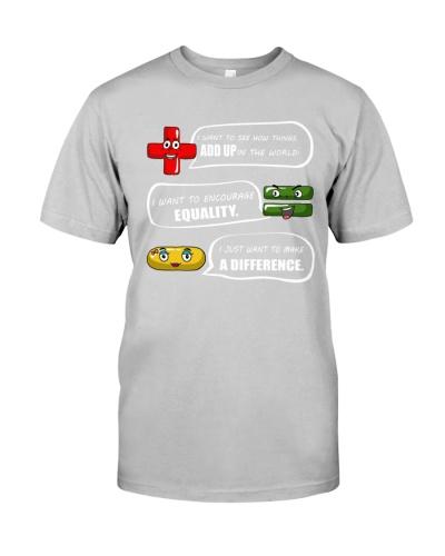 Funny Math shirt