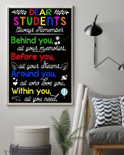 Dear student 11x17 Poster lifestyle-poster-1