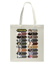 17 equations that changed the world Tote Bag thumbnail