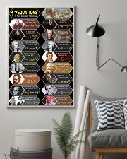 17 equations that changed the world 11x17 Poster lifestyle-poster-1